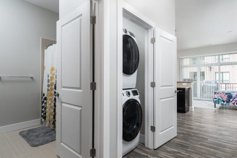 Washer and Dryer | The Red
